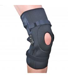 Бандаж на коленный сустав разъемный