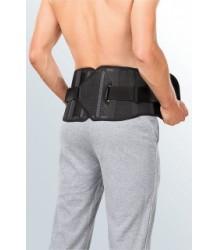 Поясничный бандаж с дополнительными натяжными ремнями protect.Pro action