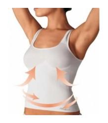 Майка c усиленной утяжкой FarmaCell  Vest SHAPE арт.342